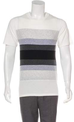 Maison Margiela 2007 Colorblock Short Sleeve T-Shirt