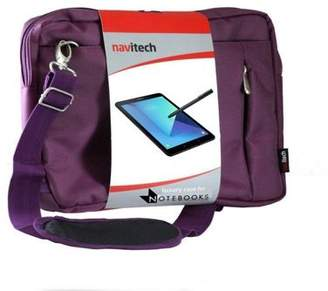 Samsung Navitech Purple Carry Bag Case For The Galaxy Tab S3