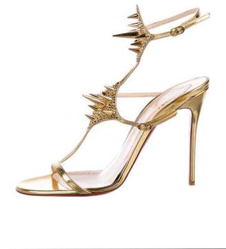 Christian Louboutin Lady Max 100 Sandals