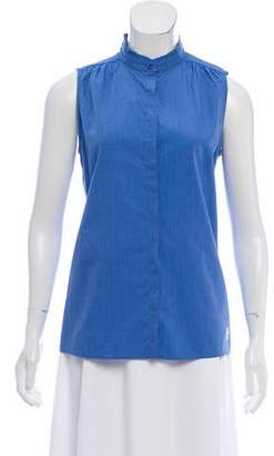 Paul & Shark Sleeveless Button-Up Top w/ Tags