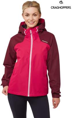 Craghoppers Womens Toscana Jacket - Pink