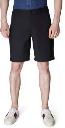 Hickey Freeman Solid Golf Shorts