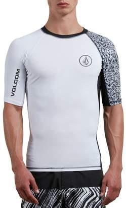 Volcom Lido Block Short-Sleeve Rashguard - Men's