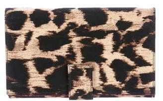 Ungaro Printed Nylon Wallet
