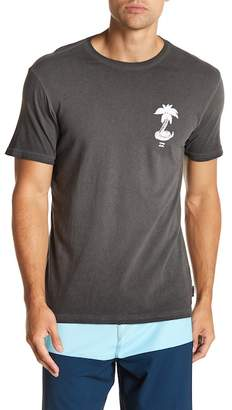 Billabong Smooth Blend Short Sleeve Graphic Print Tailored Fit Tee