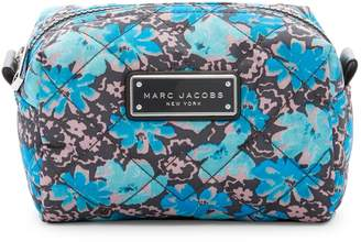 Marc Jacobs Quilted Wildflower Large Cosmetic Case