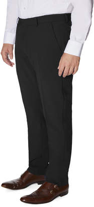 Elie Tahari Men's Stretch Straight-Leg Pants Pants
