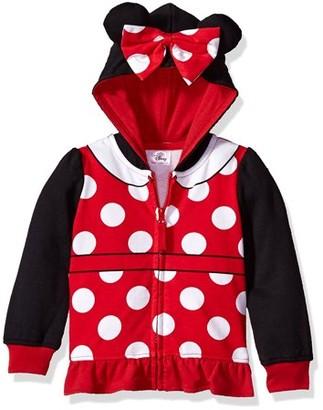 Disney Minnie Mouse 3D Costume Hoodie (Little Girls & Big Girls)