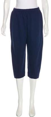 Hermes Cropped Lounge Pants