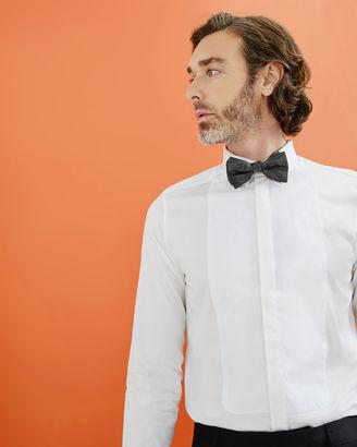 Plain dinner shirt $225 thestylecure.com