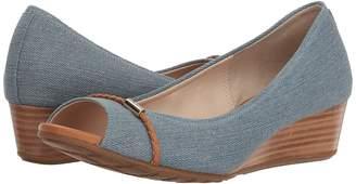 Cole Haan Emory Wedge Braid 40 II Women's Wedge Shoes