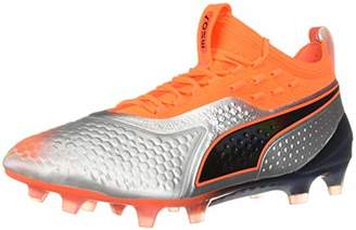 Puma Men's ONE 1 Synthetic Firm Ground Soccer Shoe