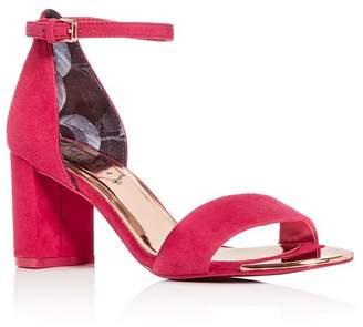 Ted Baker Women's Sheah Block-Heel Sandals