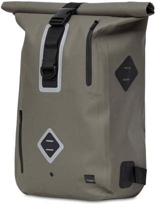 Knomo London Thames Water Resistant Roll-Top Commuter Backpack