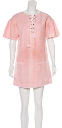 Ulla Johnson Mini Degrade Dress