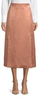 Lanvin High-Rise Midi Skirt