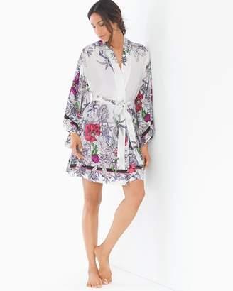 Iconic Chiffon Kimono Robe