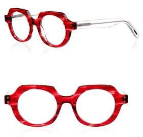 Eyebobs Goyle 01 46MM Round Reading Glasses