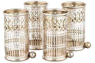 Webster Set of 4 Place Card/Toothpick Holders