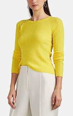 Altuzarra Women's Barca Wool-Cashmere Sweater - Yellow