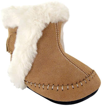 Jack & Lily Cary Faux Fur Trimmed Boot