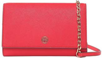 Tory Burch Robinson Chain Wallet Saffiano-leather Shoulder Bag