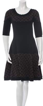 Prabal Gurung Wool A-Line Dress w/ Tags