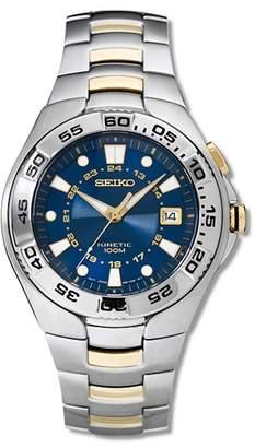 Seiko Men's SKA245 Kinetic Dial Watch