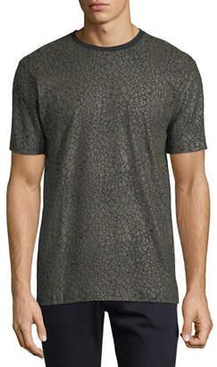 Eleven Paris Men's Gatrick Crackle T-Shirt