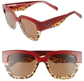 Quay 55mm Don't Stop Sunglasses