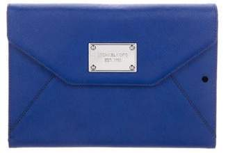 Michael Kors Leather iPad Case