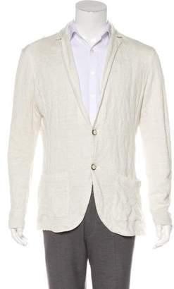 John Varvatos Linen-Blend Sport Coat