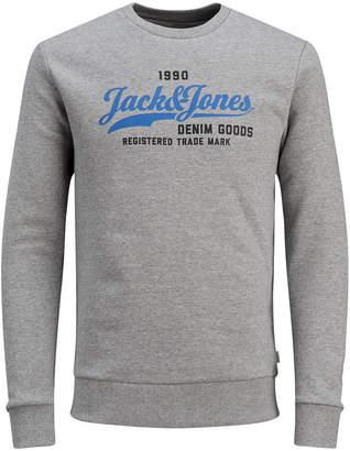 Jack and Jones Crew Neck Sweatshirt