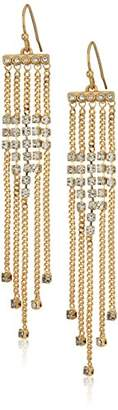 BCBGeneration BCBG Generation Multi Chain Drop Earrings