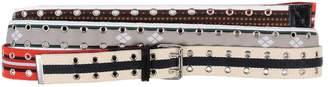 Y/Project Belts