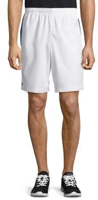 Lacoste Woven Colorblocked Tennis Shorts