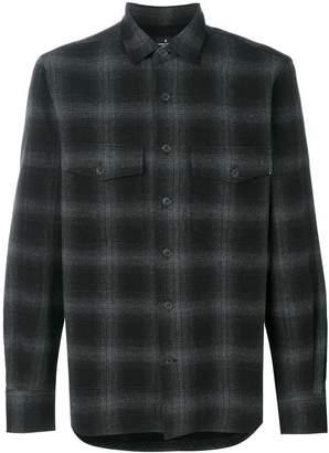 Marcelo Burlon County of Milan Sham shirt