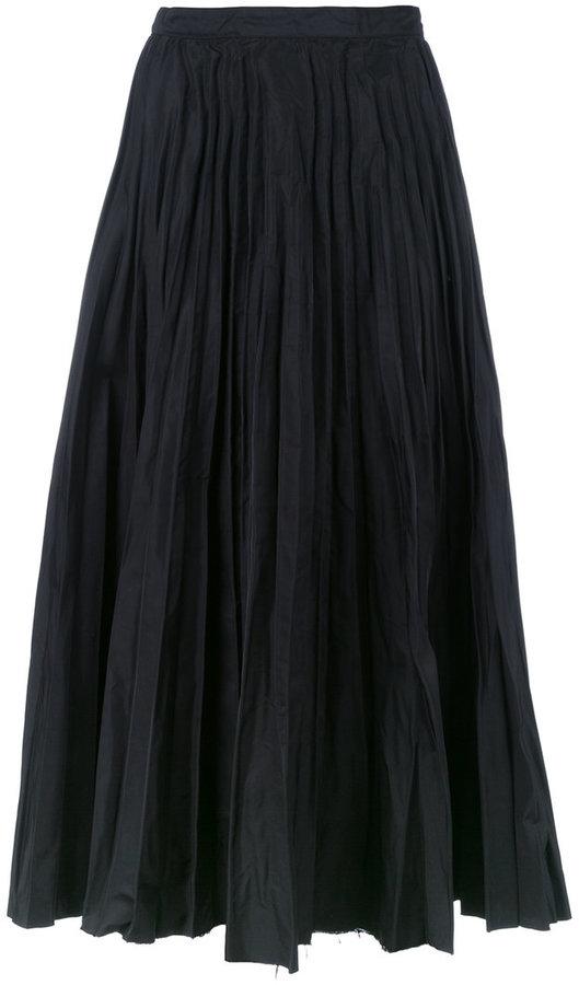 Full Midi Skirt - ShopStyle Australia