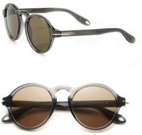 Givenchy 51MM Round Acetate Sunglasses
