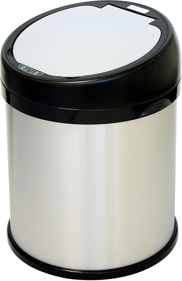 iTouchless 8-Gal. Extra Wide Touchless Trash Can