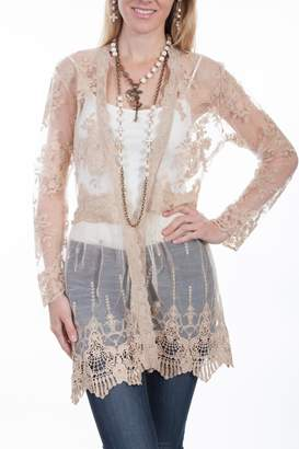 Scully Lace Cardigan $79.95 thestylecure.com