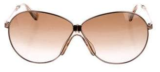 Jimmy Choo Sybil Collapsible Sunglasses
