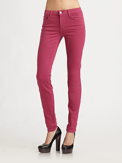 Joe's Jeans Colored Skinny Jeans
