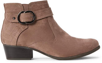 Unisa Fall Putty Pendy Buckle Ankle Boots