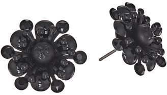 Tory Burch Enamel Flower Stud Earrings Earring