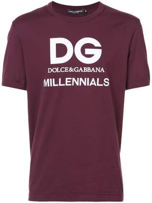 Dolce & Gabbana Millenials t-shirt