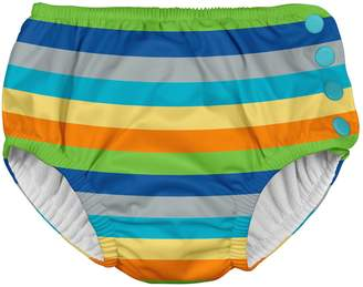 I Play I-Play Baby Boys' Snap Reusable Absorbent Swim Diaper-mm