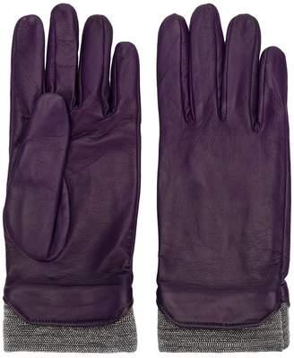 Fabiana Filippi embellished gloves
