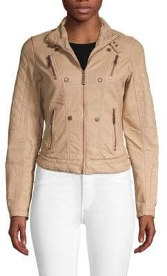 Joujou Quilted Full-Zip Jacket