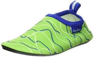 Playshoes Unisex Kids' Uv-Schutz Barfu\u00df-schuh Wellen Water Shoes, (